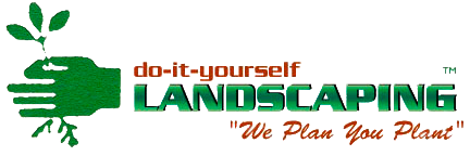 Do It Yourself Landscaping logo